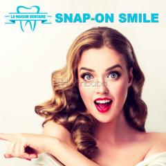 Snap on smile #1