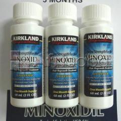 Kirkland minoxidil 5% original usa barbe cheveux